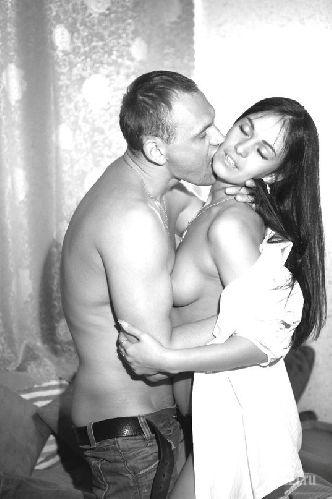 Откровенная фотосессия с участием степана меньщикова и его девушки евгении шамаевой