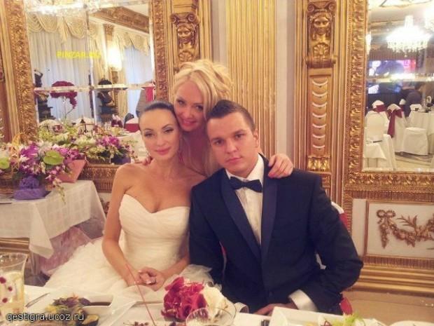 Свадьба Евгении Феофилактовой и Антона Гусева: фото