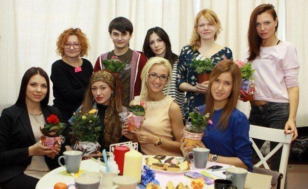 Фото Маруси Гладиголова до проекта и на проекте