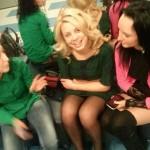 """В гримерке программы """"Давай поженимся"""" с Нетяговой, Уваровой и Шоком"""