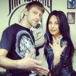 Екатерина Колисниченко и Варя Третьякова сделали татуировки (фото)