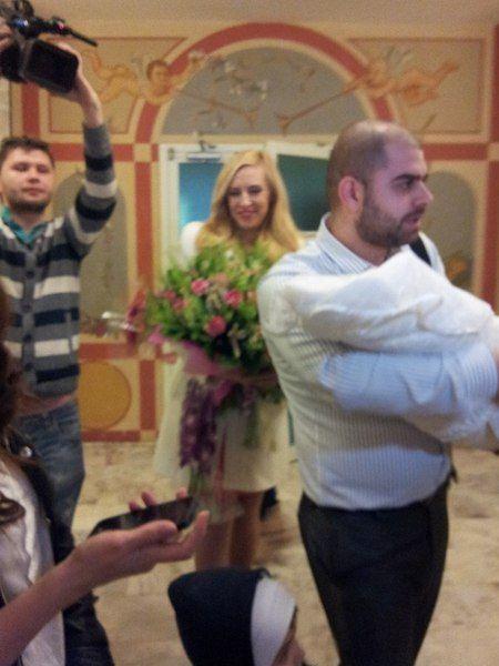 фото с выписки Ольги Гажиенко