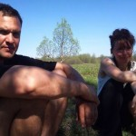 Родители Юрия Слободяна (фото)