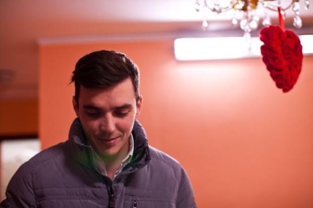 Евгений Кузин — одинокий мужчина